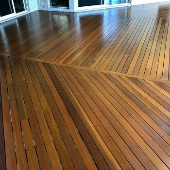 sunshine coast timber deck restoration
