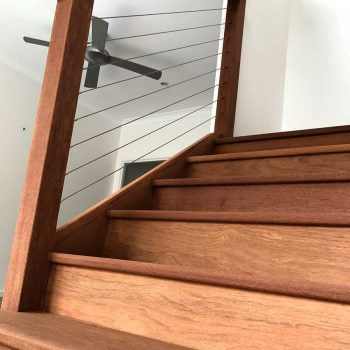 sunshine coast stairs sanding